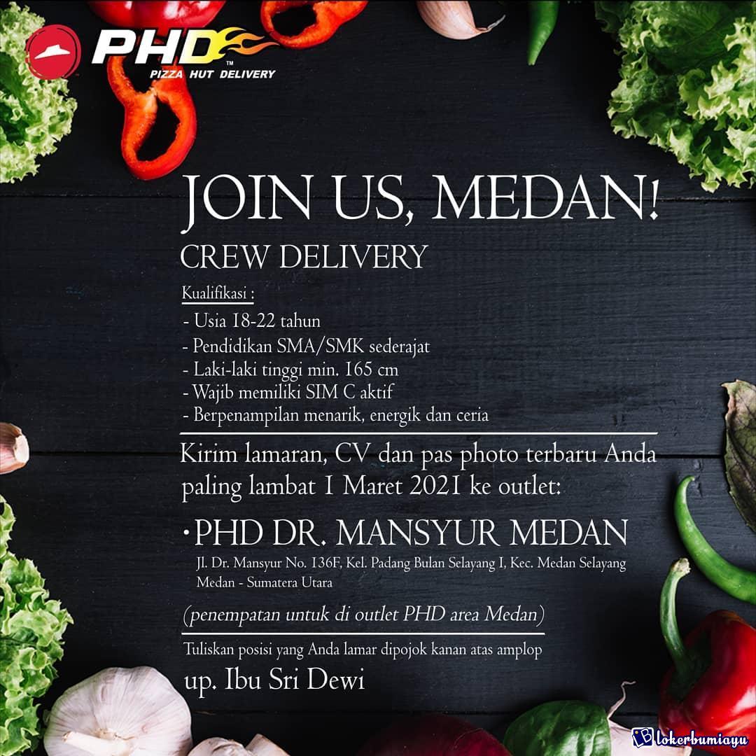 Pizza Hut Delivery Medan