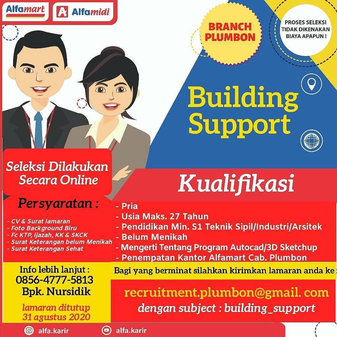 PT. Sumber Alfaria Trijaya Tbk, Branch Plumbon