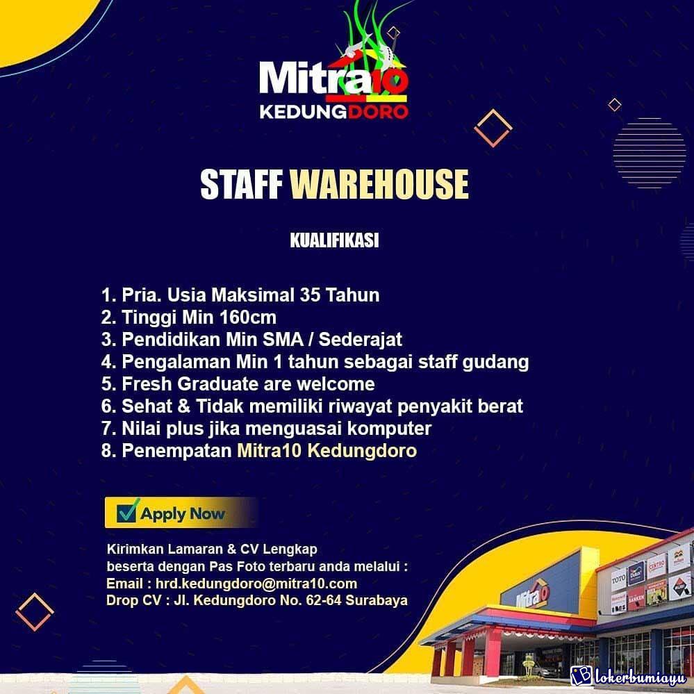 Mitra10 Kedungdoro Surabaya