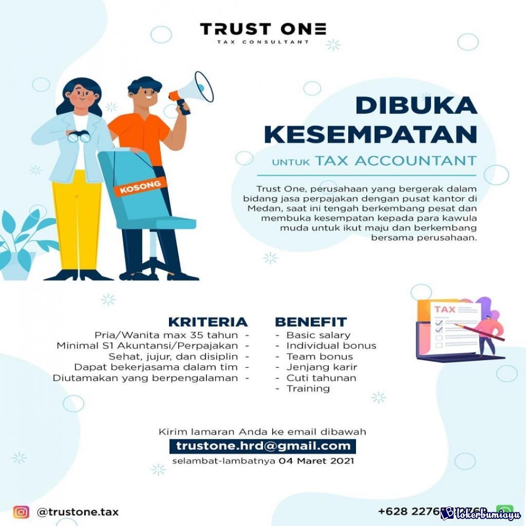 Trust One Medan