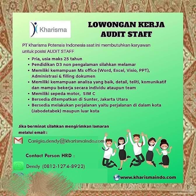 PT. KHARISMA POTENSIA INDONESIA