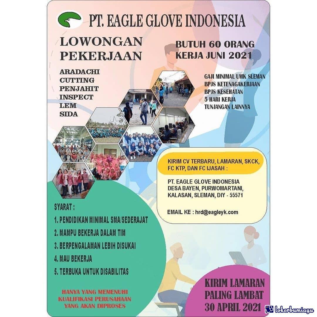 PT Eagle Glove Indonesia