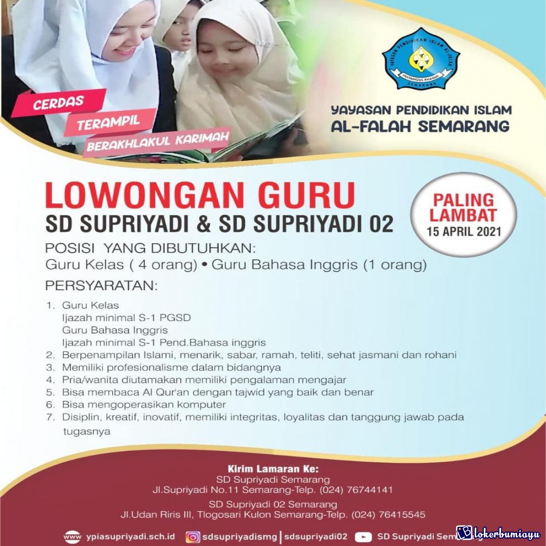 Yayasan Pendidikan Islam Al  Falah