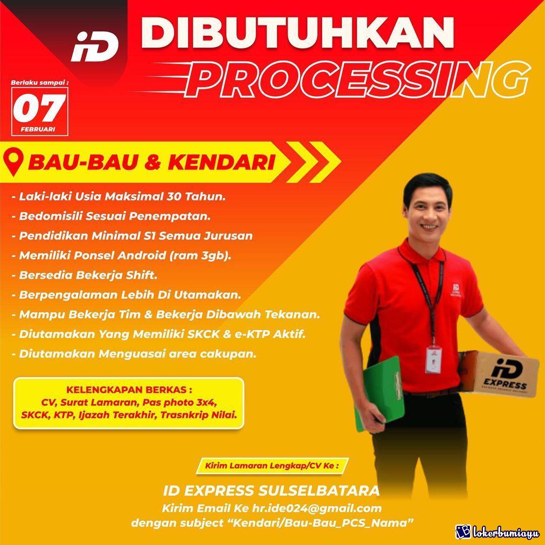 Lowongan Kerja Di Prov Sulawesi Tenggara Juni 2021