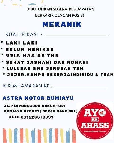 Astra Motor Brebes 2