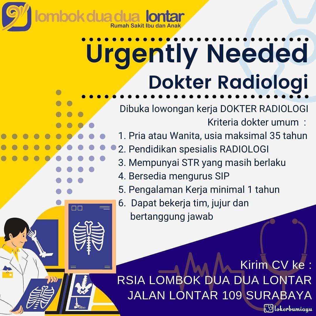 RSIA Lombok Dua Dua Lontar Surabaya