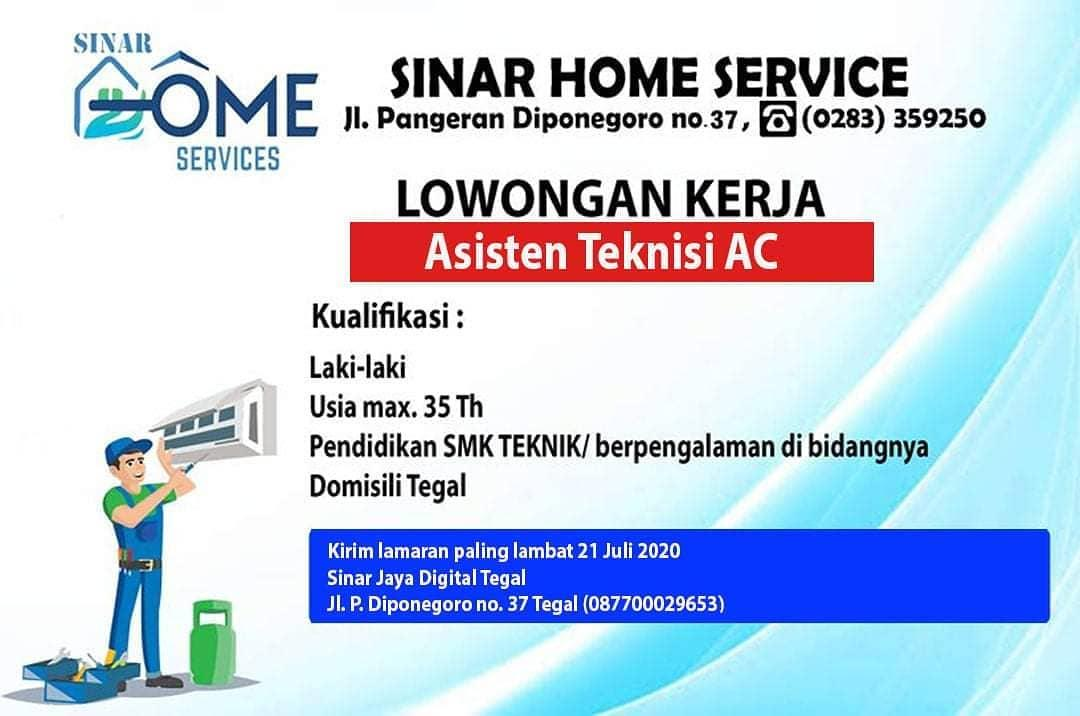 Sinar Jaya Digital Tegal