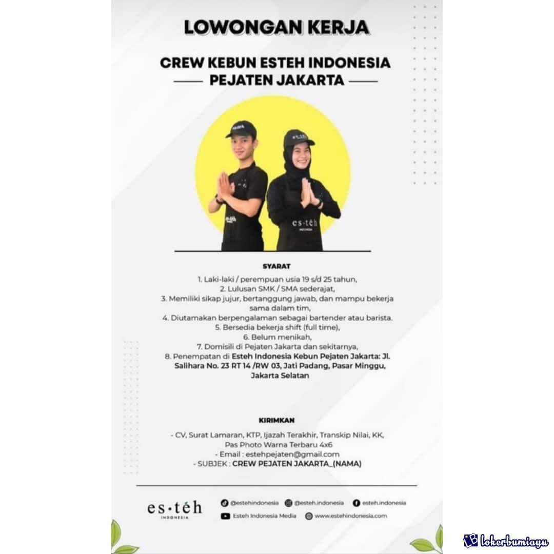 Es Teh Indonesia Pejaten Jakarta
