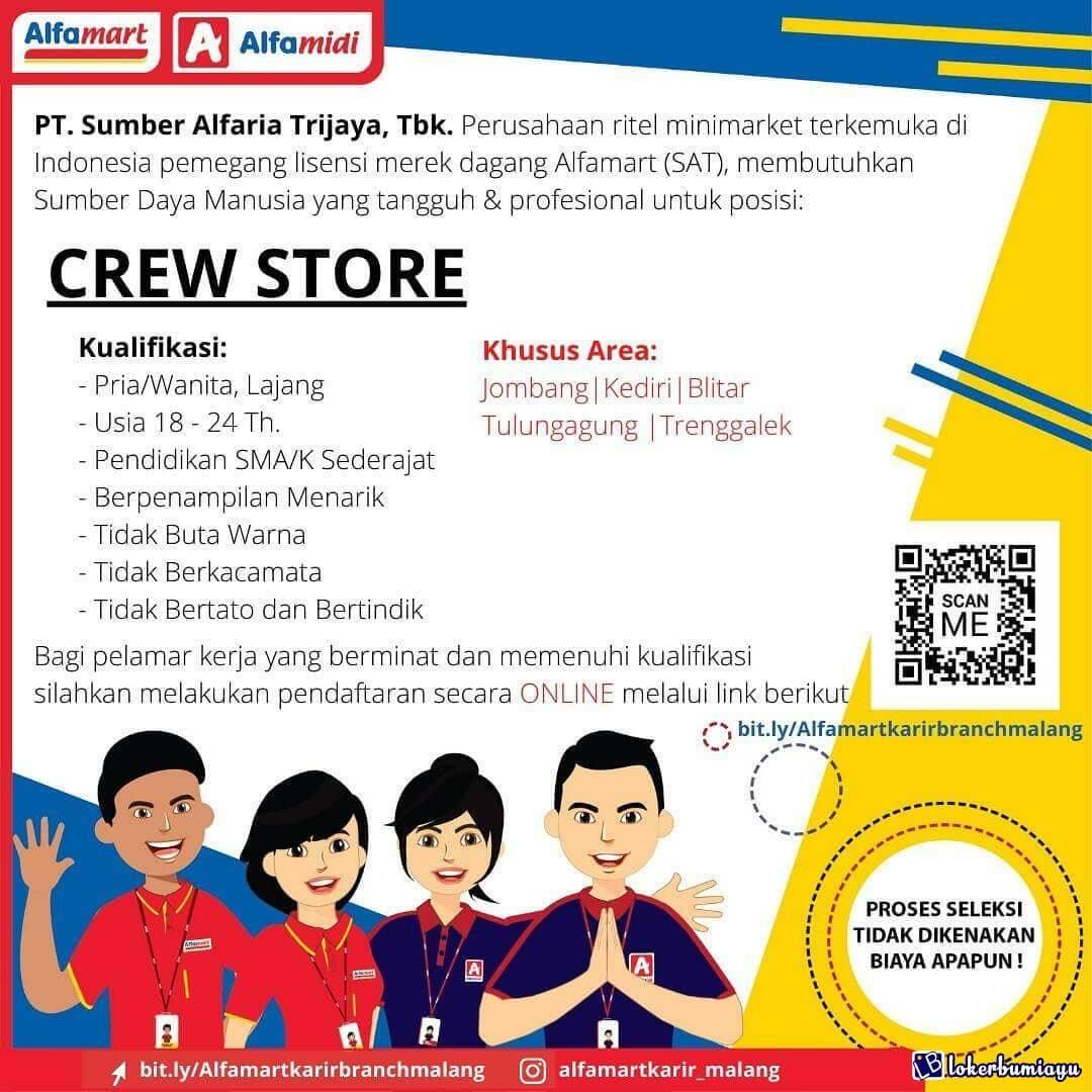 Alfamart Jawa Timur