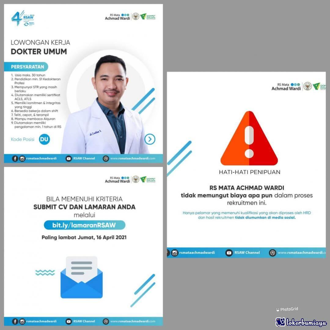 RS Mata Achmad Wardi Serang