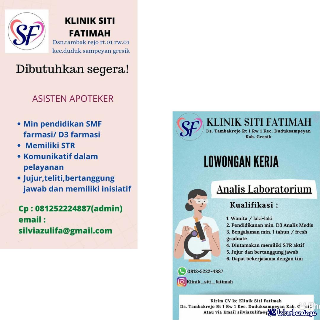 Klinik Siti Fatimah Gresik