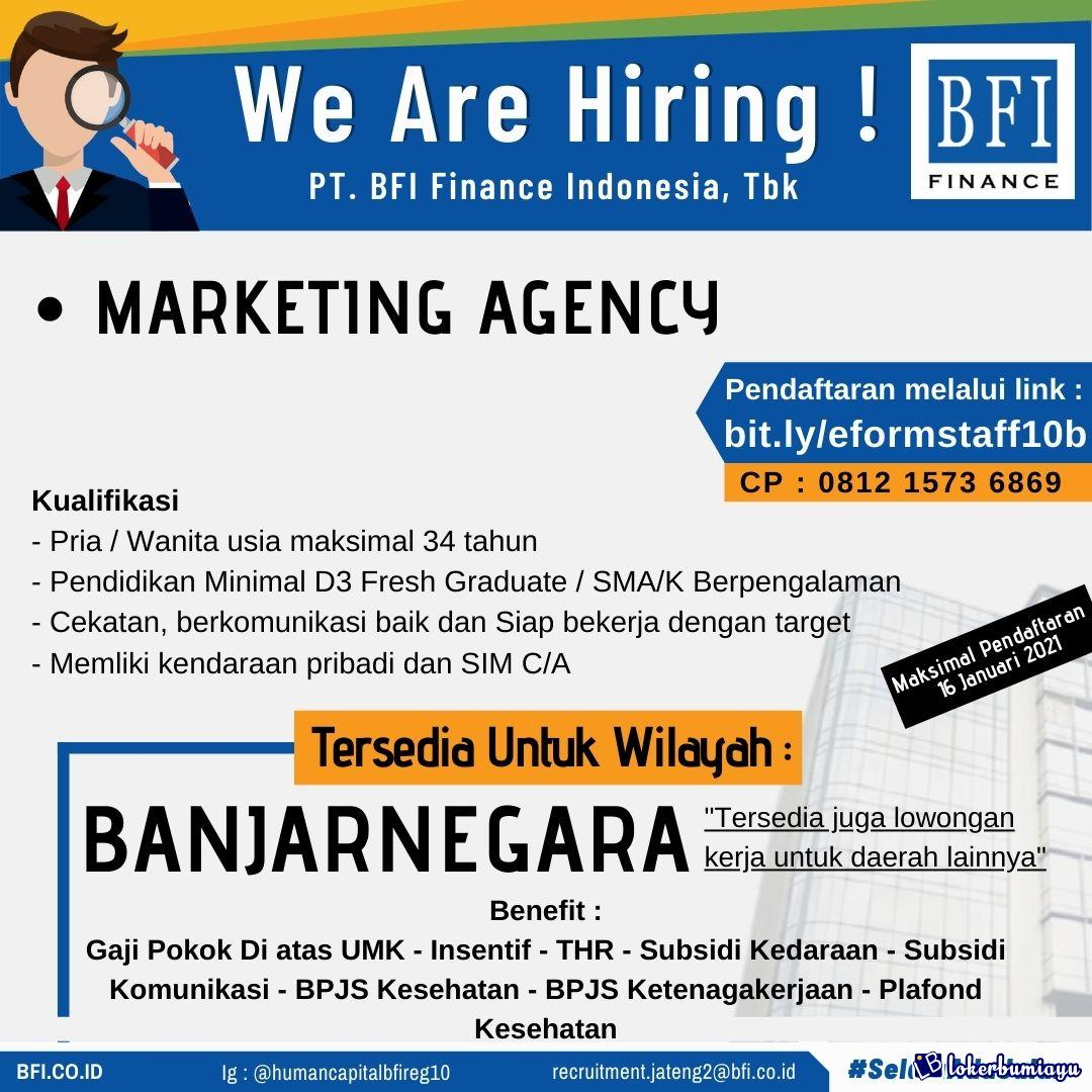 PT. BFI Finance Indonesia, Tbk
