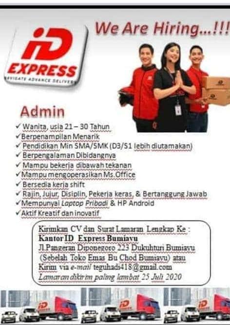 ID Express Bumiayu