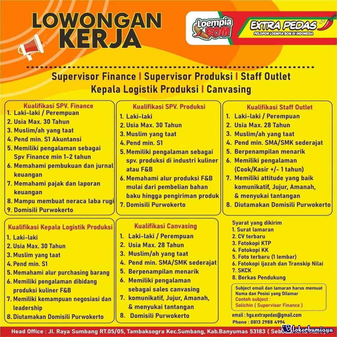 CV Extra Pedas Indonesia