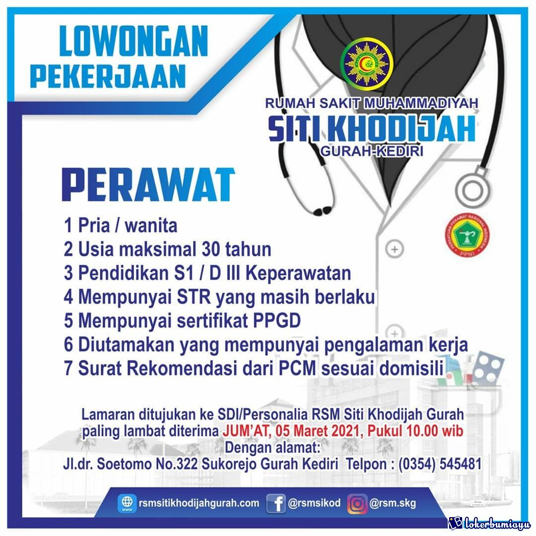 RS Muhammadiyah Siti Khodijah Gurah