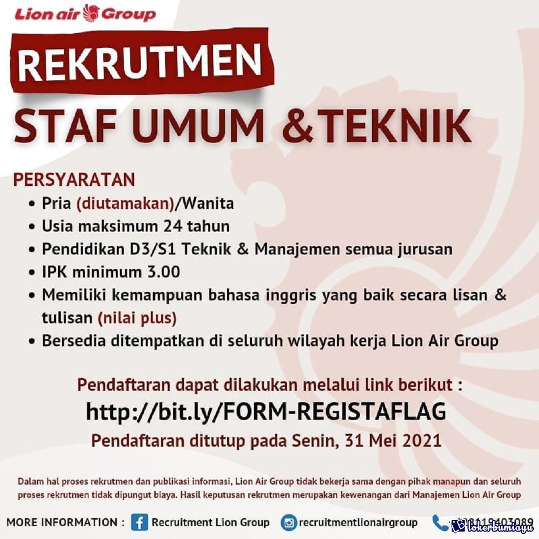 PT Lion Mentari Airlines Tangerang