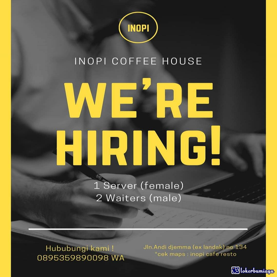 Cafe Resto Inopi Makassar