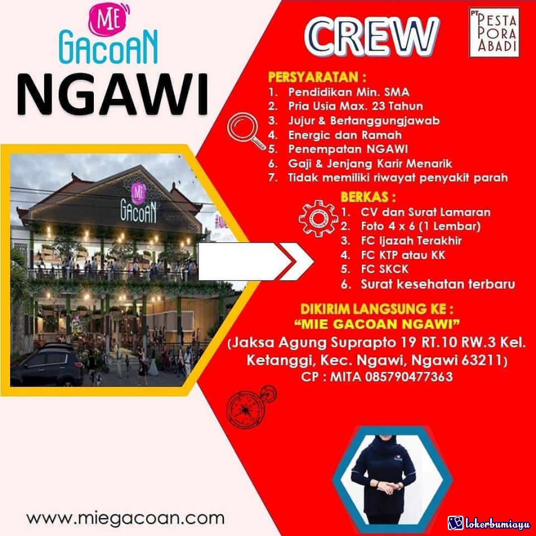 Mie Gacoan Ngawi