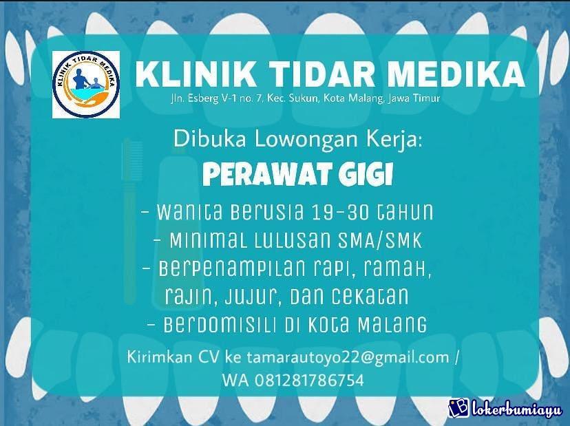 Lowongan Kerja Di Malang Jawa Timur Juni 2021