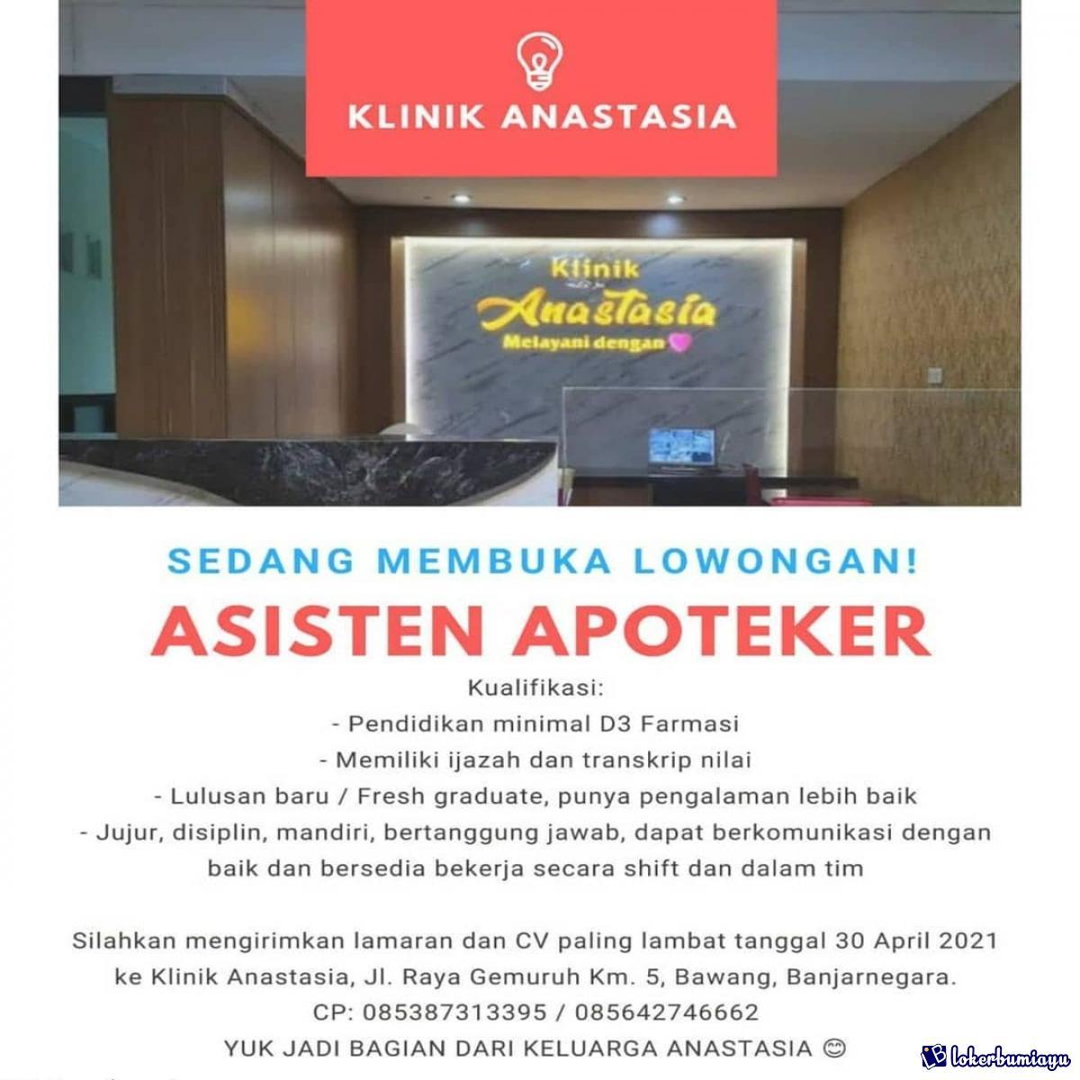 Klinik Anastasia Banjarnegara
