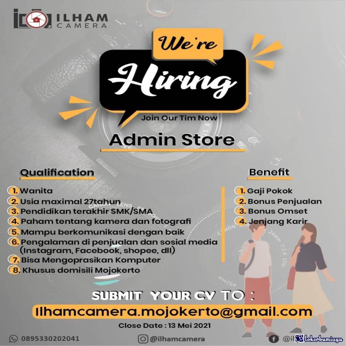Lowongan Kerja Front Office Staff Sma Di Mojokerto Jawa Timur Juli 2021