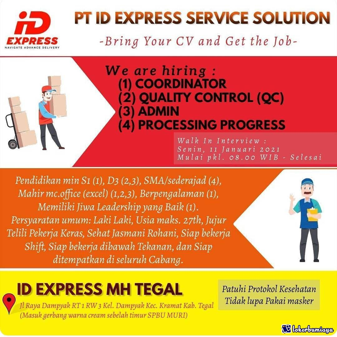 PT ID EXPRESS SERVICE SOLUTION