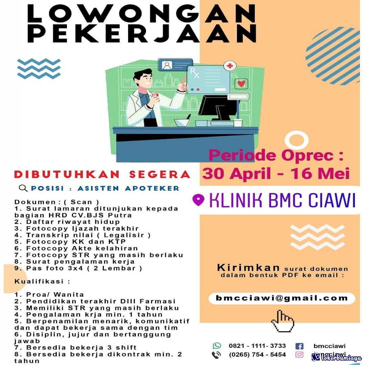 Klinik BMC Ciawi