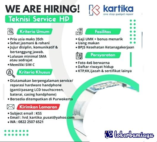 Kartika One Stop Gadget Repair