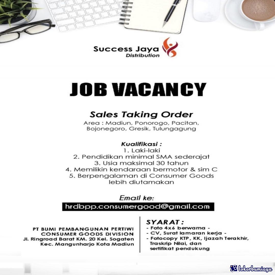Success Jaya Group Madiun