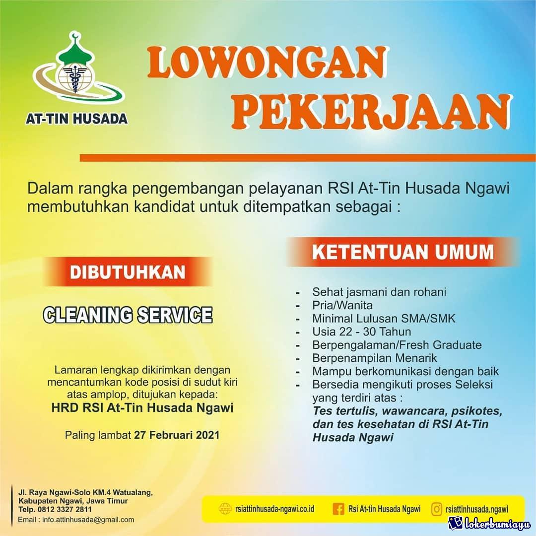 Download Lowongan Kerja Ngawi 2021 Images