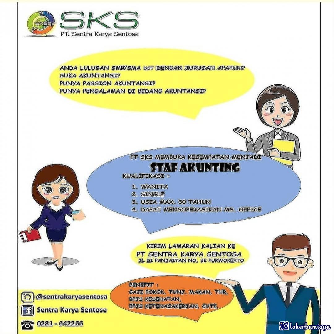 PT. Sentra Karya Sentosa Purwokerto