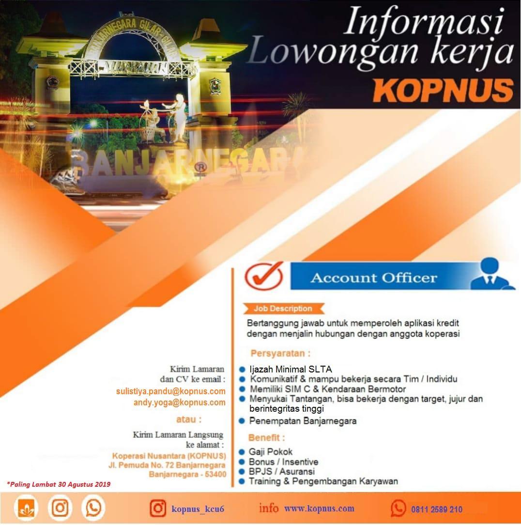 Koperasi Nusantara Cabang Banjarnegara