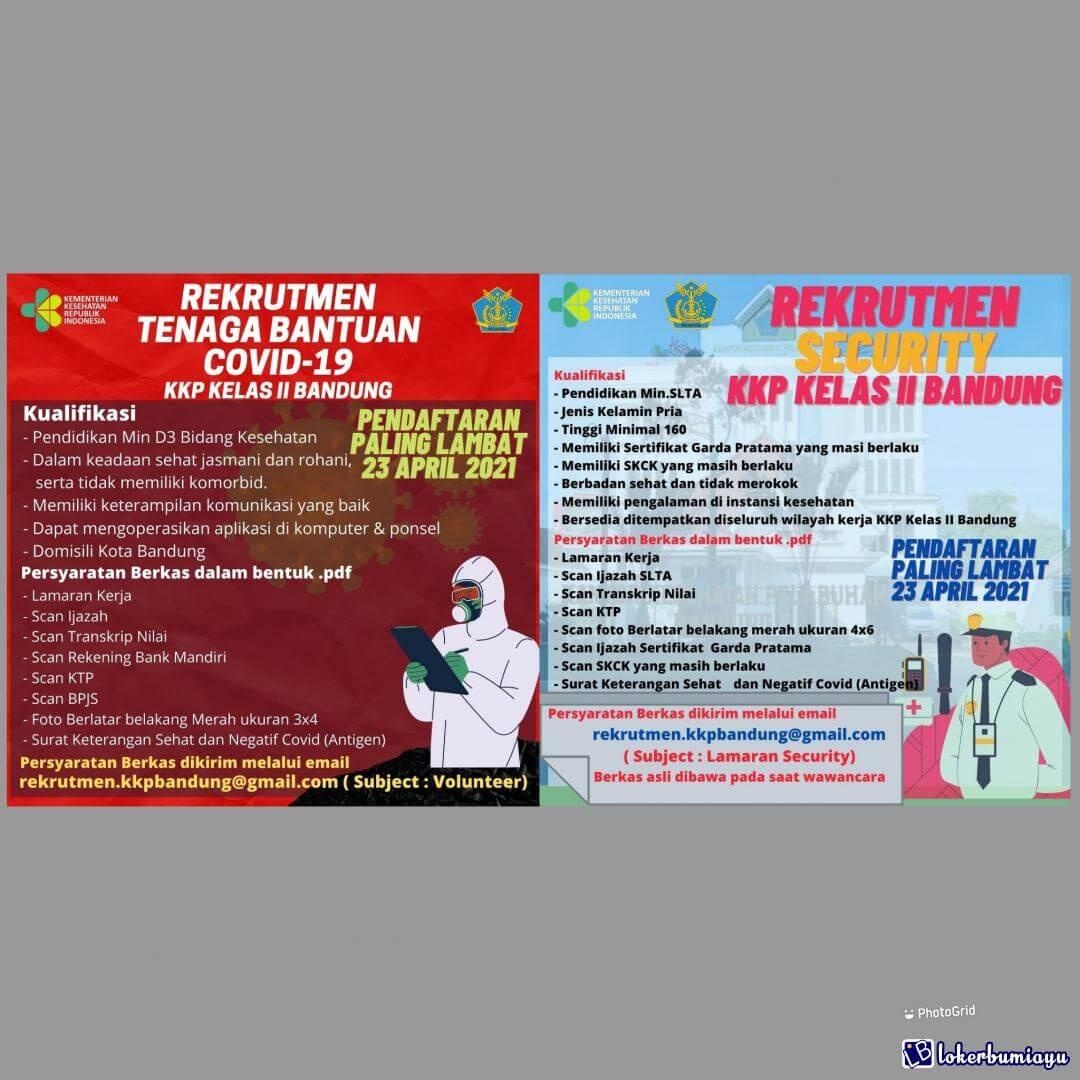 Kantor Kesehatan Pelabuhan Kelas II Bandung