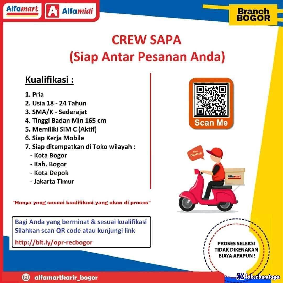 Alfamart Branch Bogor