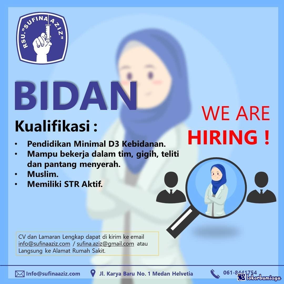 Lowongan Kerja Di Medan Sumatera Utara Juni 2021
