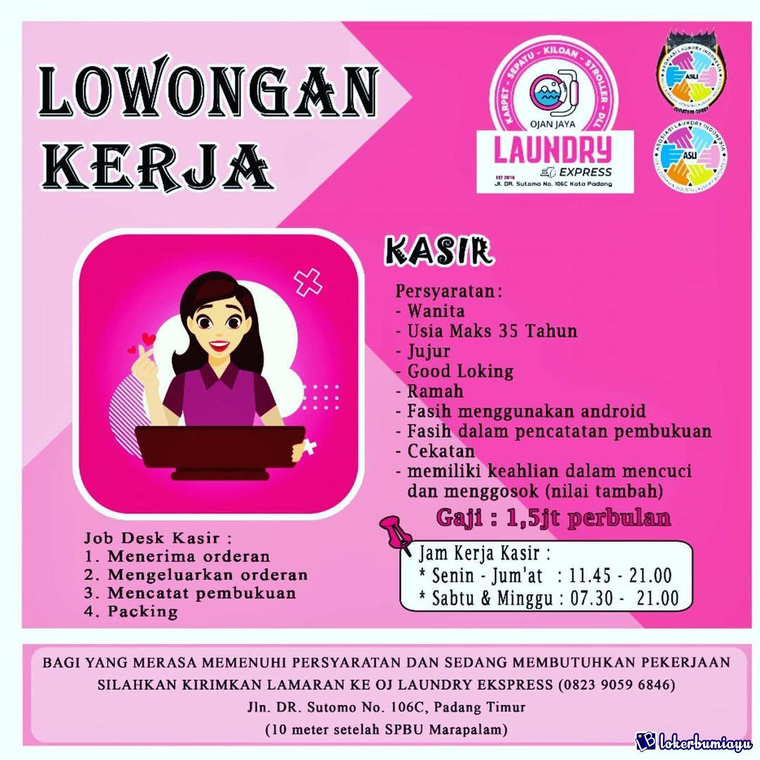 OJ Laundry Express Padang