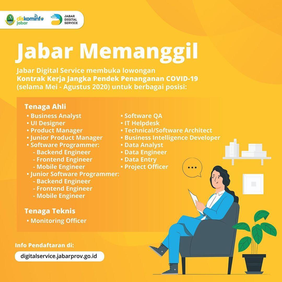 Jabar Digital Service