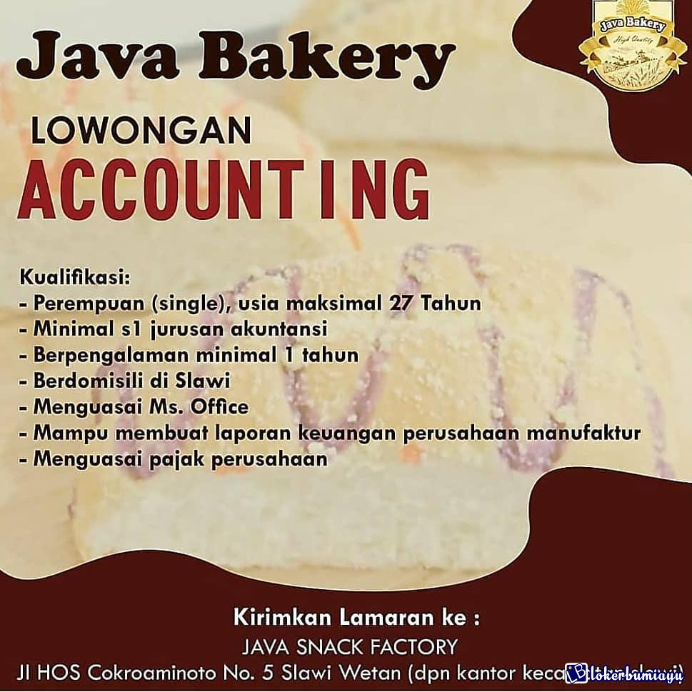 JAVA SNACK FACTORY TEGAL