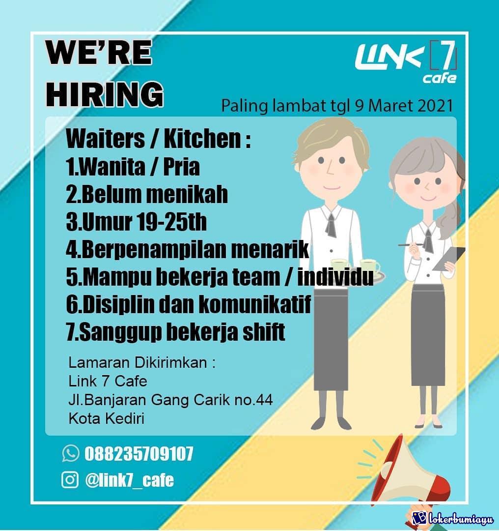 Link 7 Cafe Kediri
