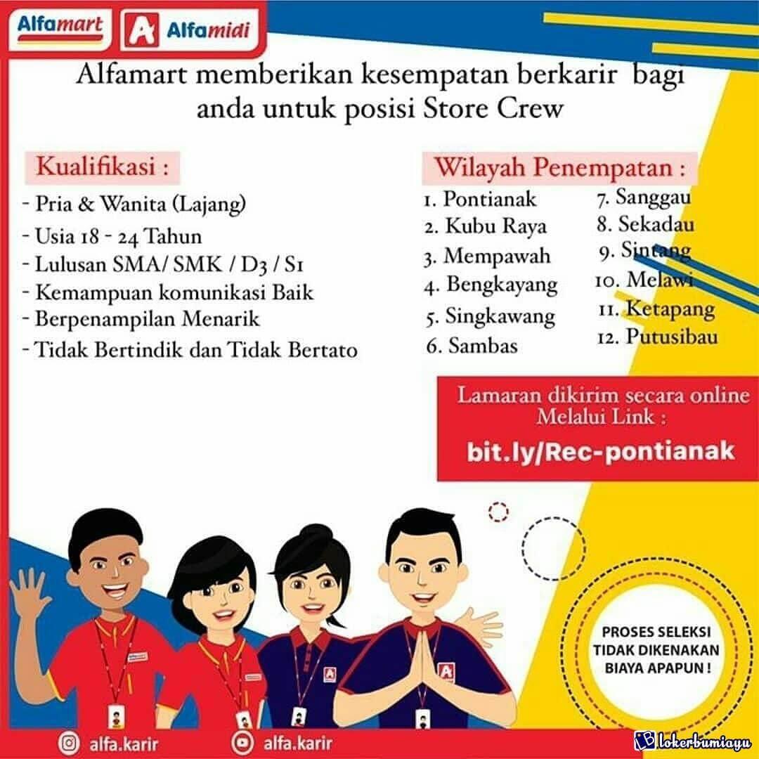 Alfamart Kalimantan Barat