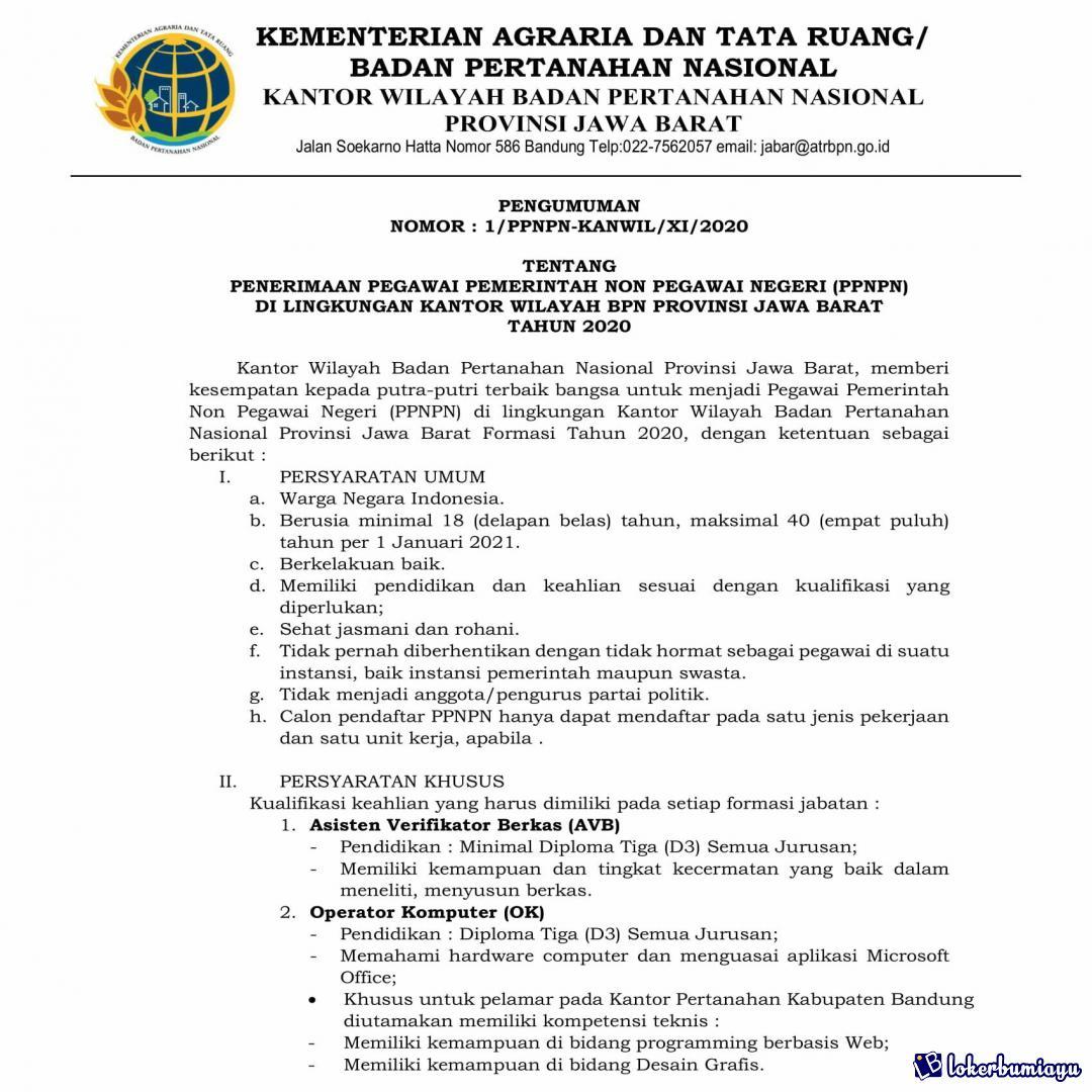 Lowongan Kerja Di Cianjur Jawa Barat Februari 2021