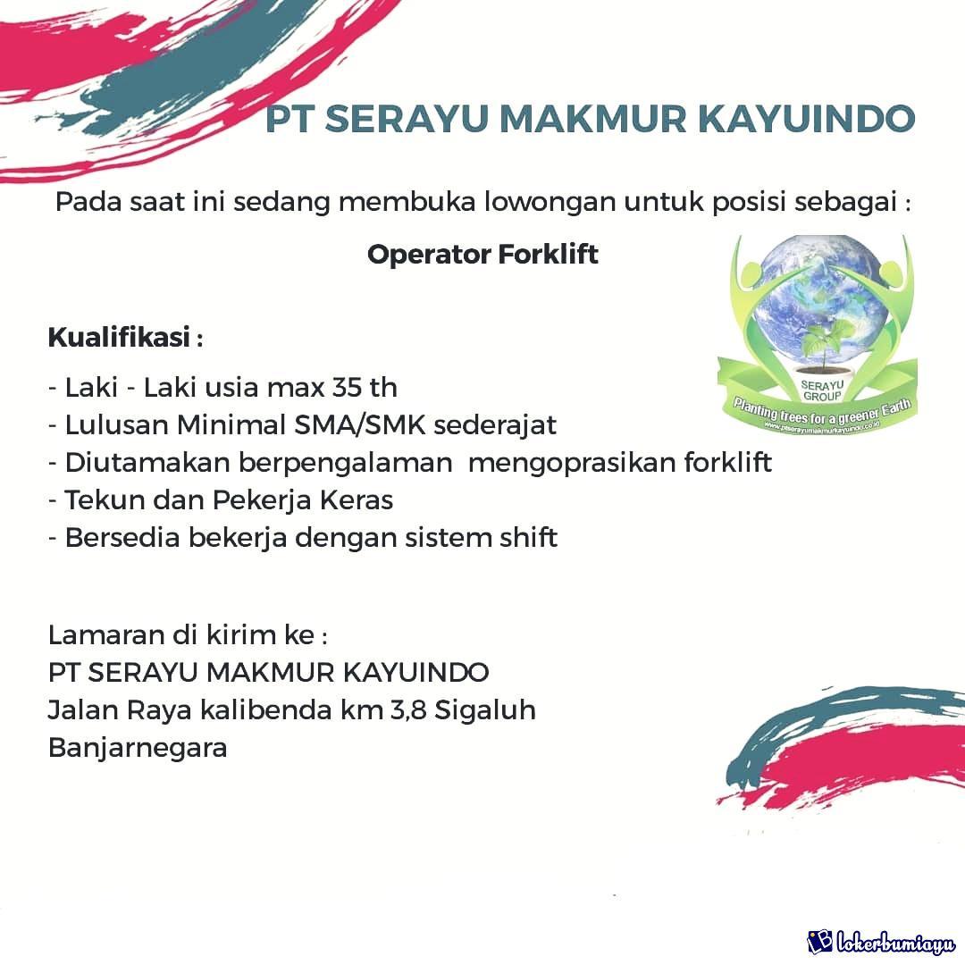 PT Serayu Makmur Kayuindo