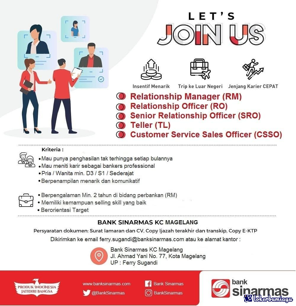 Bank Sinarmas KC Magelang