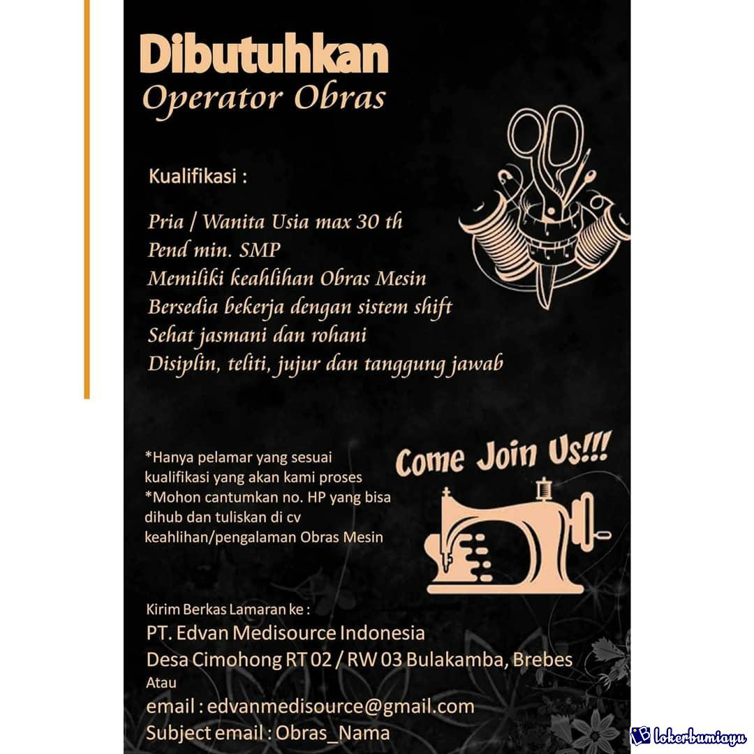 PT. Edvan Medisource Indonesia