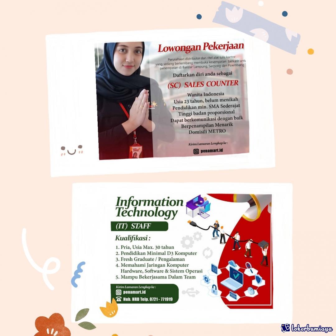 Penamart Bandar Lampung