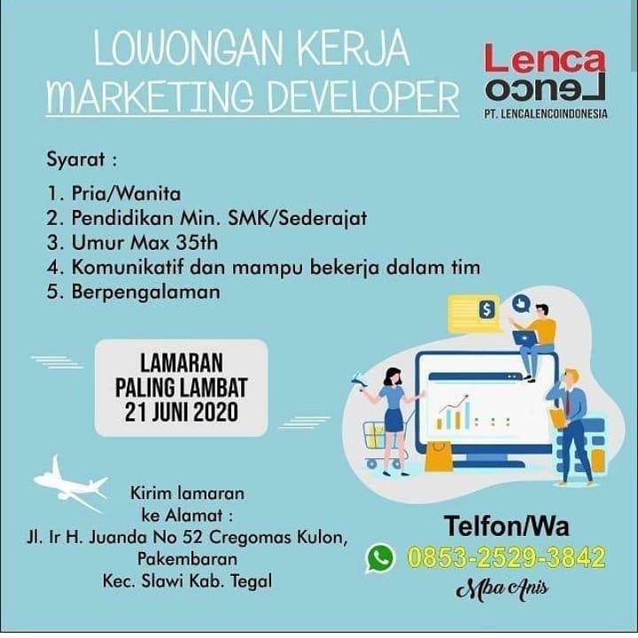 PT. LENCA LENCO INDONESIA