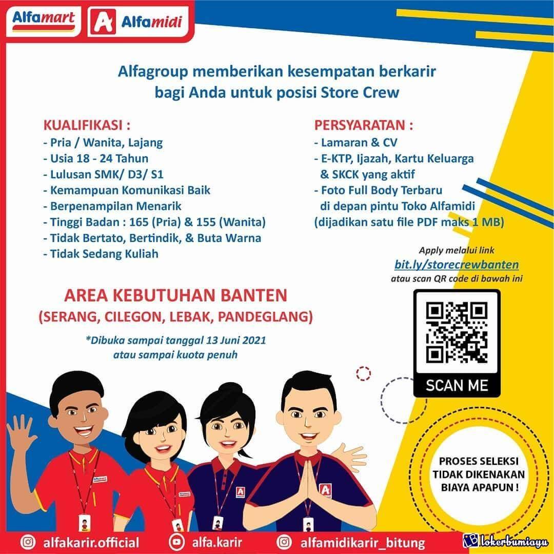 Lowongan Kerja Di Cilegon Banten Juli 2021