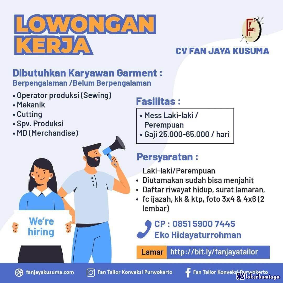 CV Fanjaya Kusuma Brebes