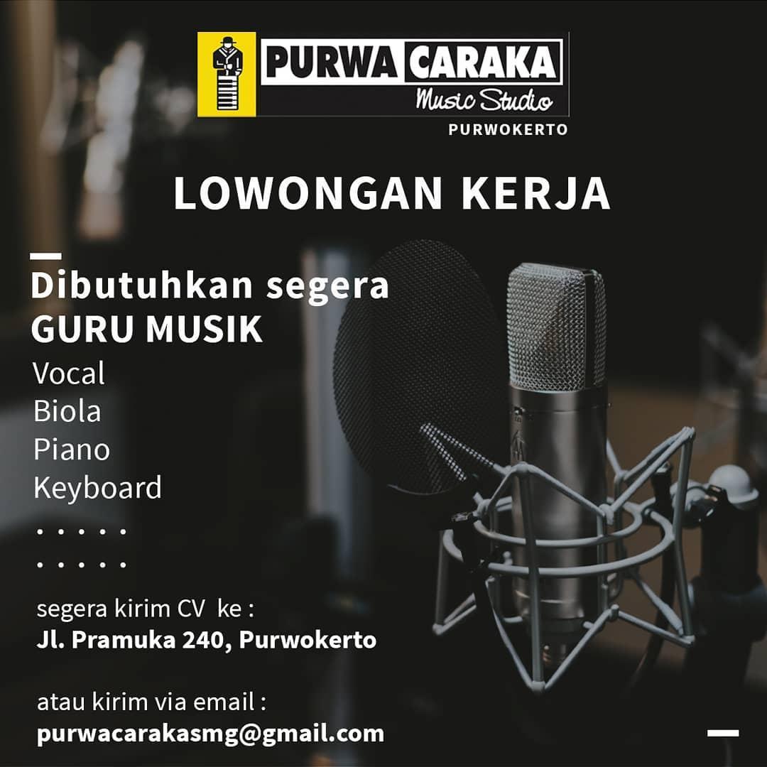 Purwa Caraka Music Studio