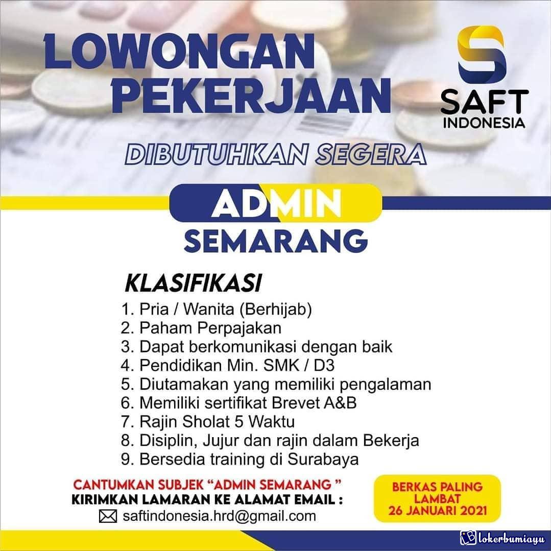 SAFT INDONESIA